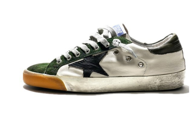 2016 New Fashion GOLDEN GOOSE Low-tops Distressed Super Star Casual Shoes Genuine Leather Man Women GGDB Shoes Tenis Feminino