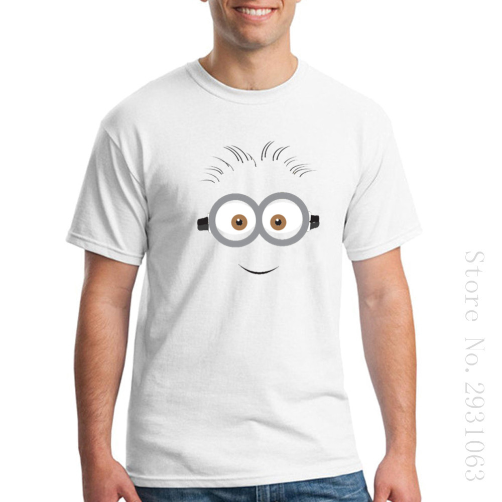 Compare Prices on T Shirt for Men with Minions- Online Shopping ...