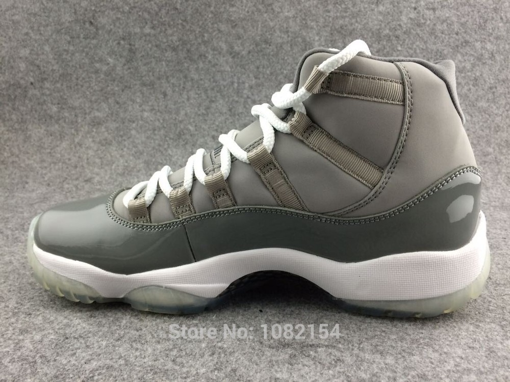 basketball shoes 11 cool grey in basketball shoes from