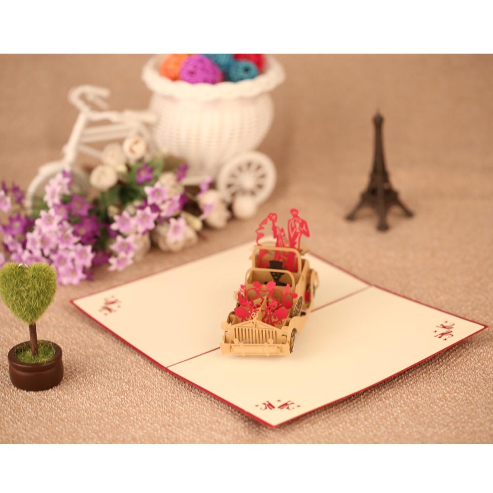 Online Get Cheap Postcard Wedding Invitations Aliexpress