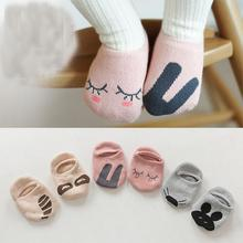New Spring Summer Unisex Baby Socks Short Cotton Sock Baby Boy Girl Cute Pattern Floor Socks(China (Mainland))