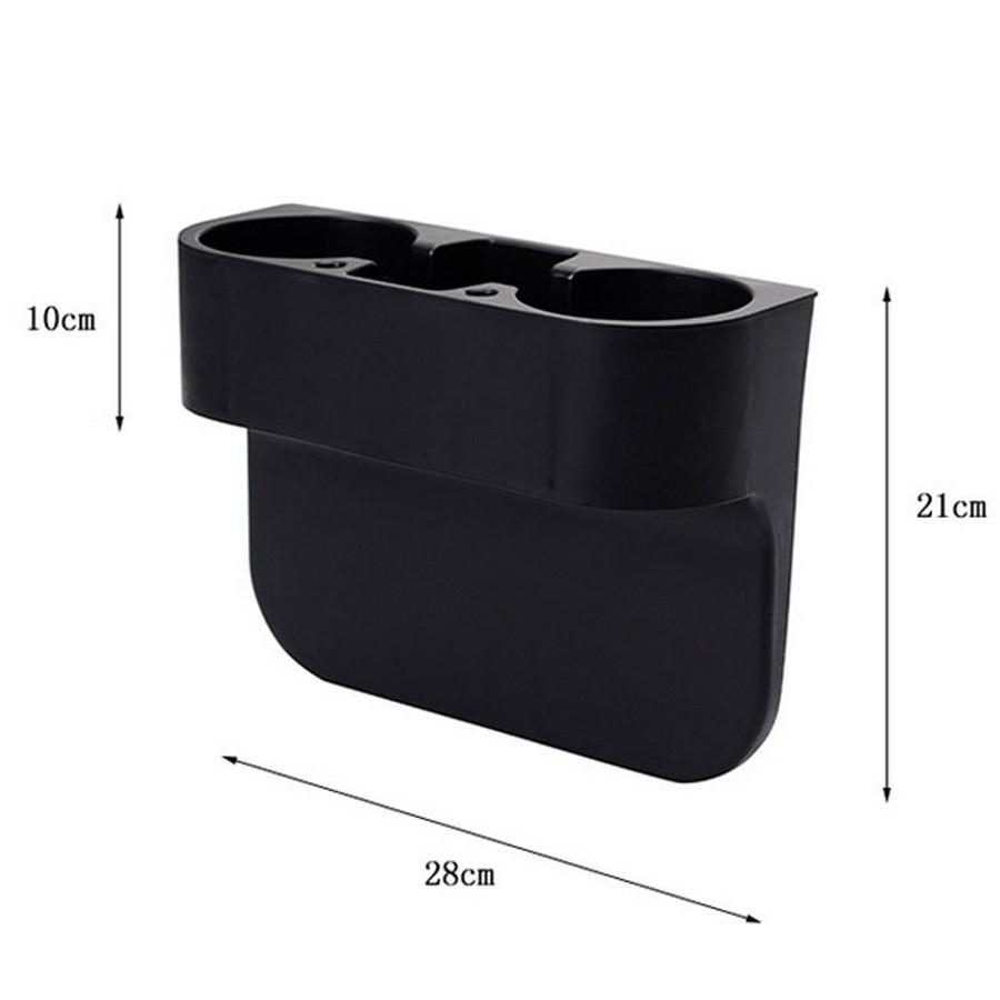 Portable universal adjustable car air vent mount holder 10