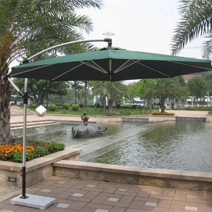 The bottom side of the frame 3 Pole Parasol marble wine red ink Outdoor Furniture<br><br>Aliexpress