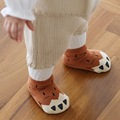 2016 New Arrival Autumn Winter Newborn Paws Socks 100 Cotton Warm And Thick Funny Baby Socks