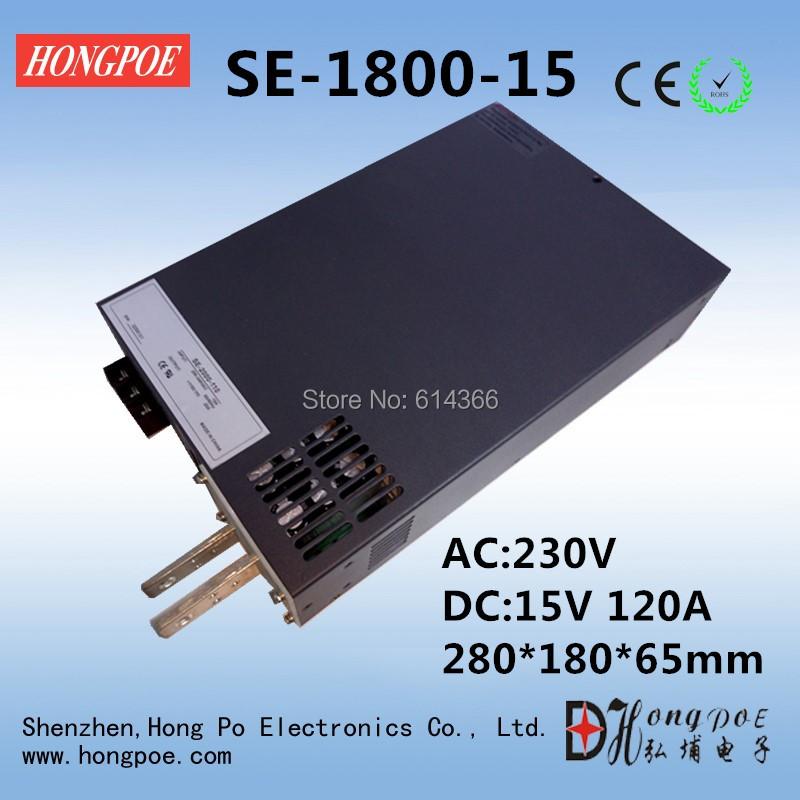Здесь продается  Free Shipping AC110 or 230V DC 0-15v power supply 15V 120A ac -dc 15V adjustable power AC-DC High-Power PSU 1800W  Электротехническое оборудование и материалы
