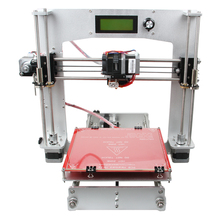 Geeetech Newest All Aluminum Reprap Prusa i3 DIY 3D Printer Kit Quality High Precision with Free LCD 1kg Filament