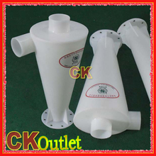 Cyclone 2015 New High Quality Cyclone Dust Collector 1pcs/Lot For Connection With Centrifugal Fan & Vacuum Cleaner w/Free Gift(China (Mainland))