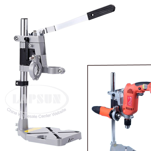 Power Tools Accessories Bench Drill Press Stand Clamp Base Frame for Electric Drills DIY Tool Press Hand Drill Holder(China (Mainland))