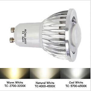 LED lamp GU10 High Power 85-265V 6W 9W 12W Ultra Bright LED Spot Lights COB light bulb 1pcs/lot ZM00069(China (Mainland))