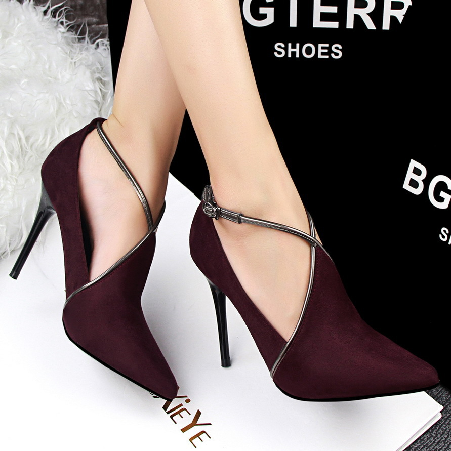 Sexy High Heels Black