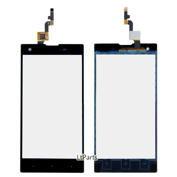 """Brand new Touchscreen Digitizer For fly iq 4511 tornado one octa touch screen fly iq4511 Touch Panel 5""""Glass Lens Replacement"""