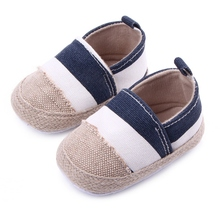 Infant First Walkers Toddler Sneakers Baby Boy Girl Soft Sole Non-Slip Crib Shoes to 0-12M (China (Mainland))