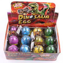 Buy 12pcs/lot Large Size Magic Water Hatching Inflation Growing Dinosaur Eggs Toys Kids Baby Novelty Funny Educational Toys for $14.17 in AliExpress store