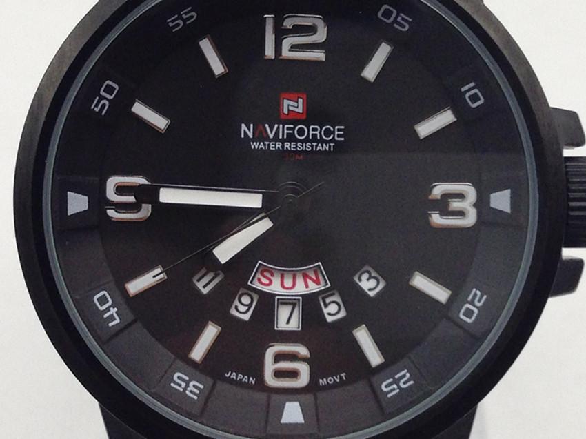 high-grade Brand Fashion Men Sports Watches Men's Quartz Hour Date Clock Man Leather Strap Military Army Waterproof Wrist watch - 13413630 store