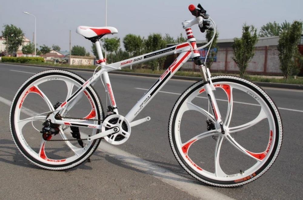 Запчасти для велосипедов SAEQ bicicleta 26 mtb 29er 21/24 SDC 22