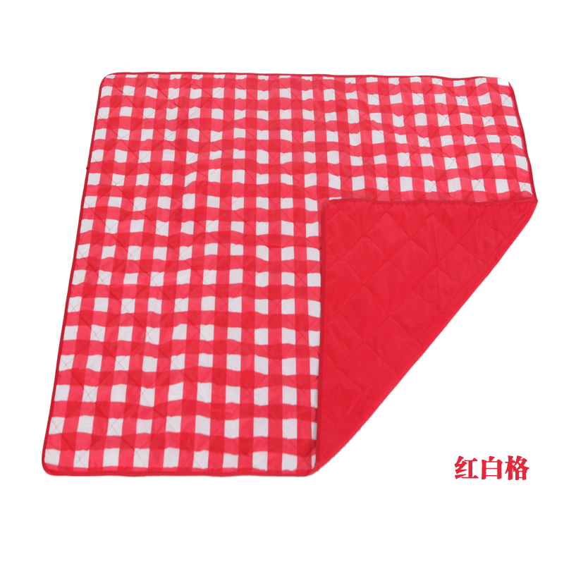 The new tent thick non-washable suede moisture outing picnic mat camping mat baby crawling mat game pad(China (Mainland))