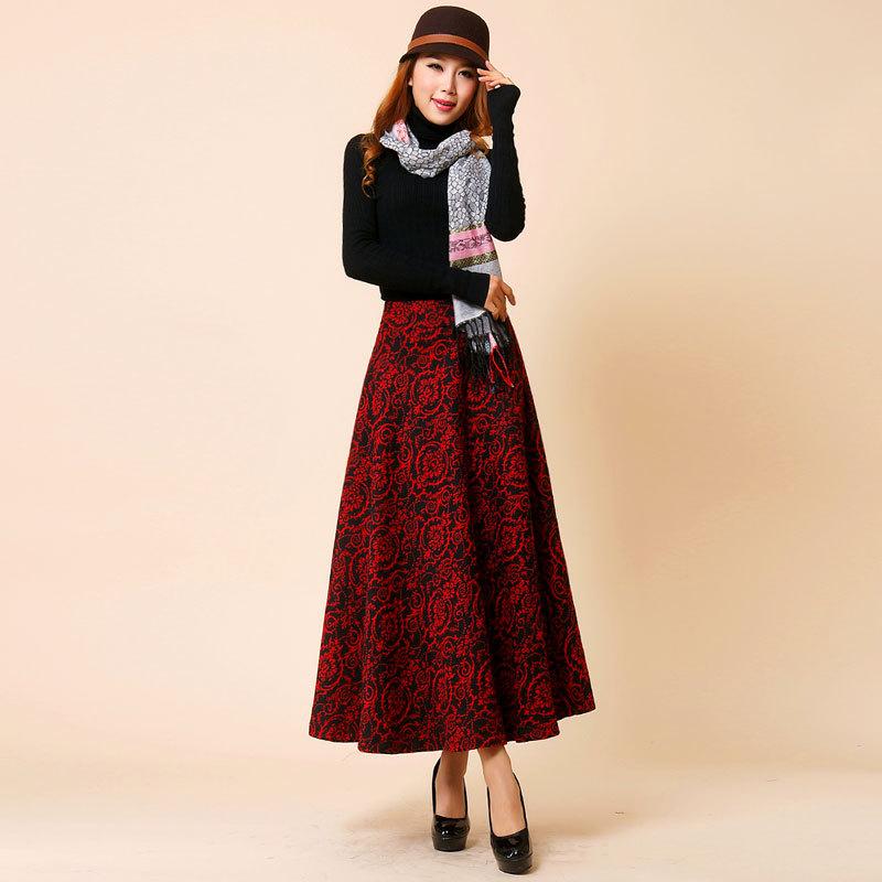 Теплые юбки купить в москве