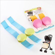 2 pcs/set Stroller Clip Blanket Multipurpose Baby Care Anti-kick Clip Baby Stroller Clips Carts