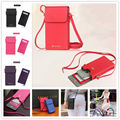 Universal Leather Handbag Shoulder Bag Strap Neck Wallet Pouch Purse Case Cover For Samsung galaxy Note3