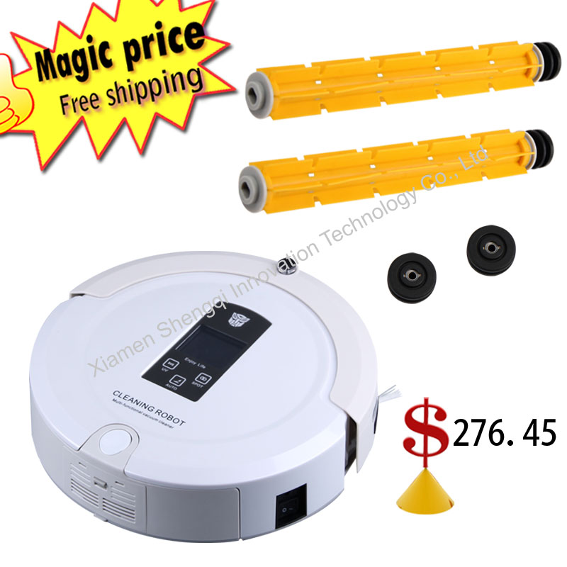 2015 A double tenth sweeper mopping the floor machine cleaning robot automatic floor vacuum cleaner(China (Mainland))