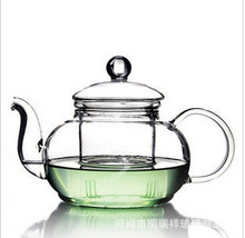 600ML Glass Teapot – High temperature resistant glass