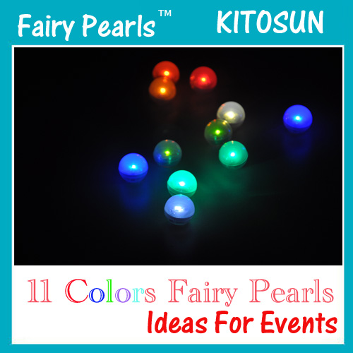 Free Shipping 2400pcs/Lot Multi-color Round Battery Operated Mini LED Berries! Wedding Supplies Fairy Lights Mini Party Lights(China (Mainland))