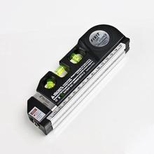 Лазерный уровень с рулеткой