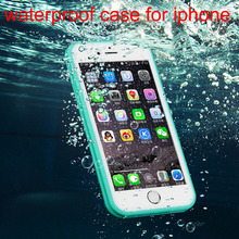 2016 New Touch Screen Waterproof Case cover for iphone 5 5s 6 6s 6 plus EXTREME Water/Drop/Dirt/Shock proof cell phone Cases