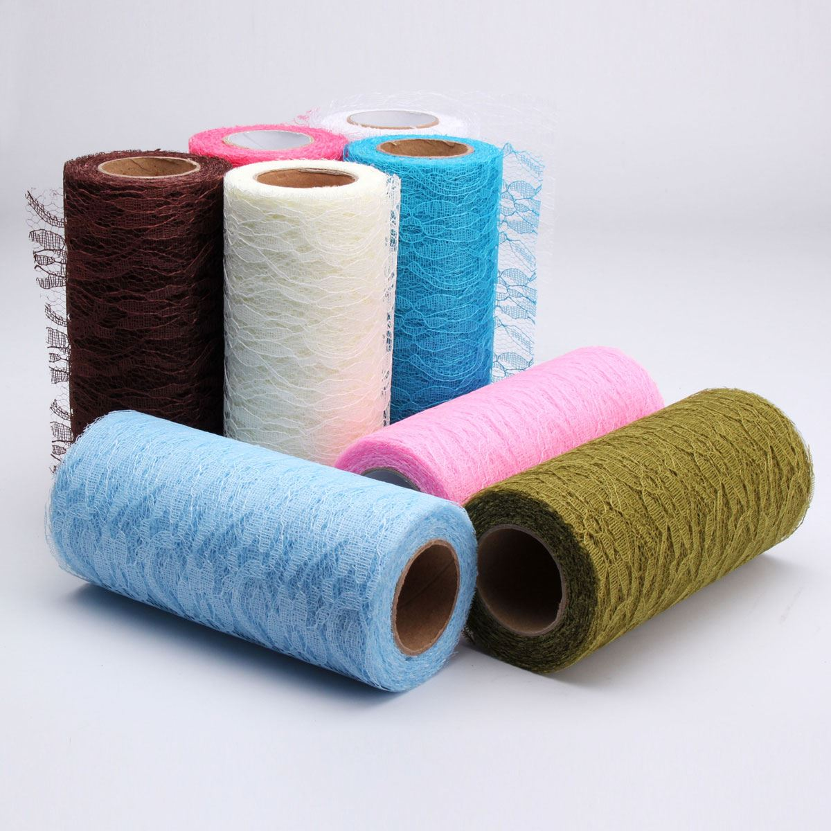 Colorful Tissue Tulle Paper Roll For Wedding Party Table Runner Chair Decor Sash Tutu 910X15cm DIY Gift Wrap Craft(China (Mainland))