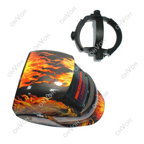 Flame Auto Darkening Mig Tig Mag Welding Mask Grinding Helmet Welder - Top-Rated r & Dropshipper Shop store