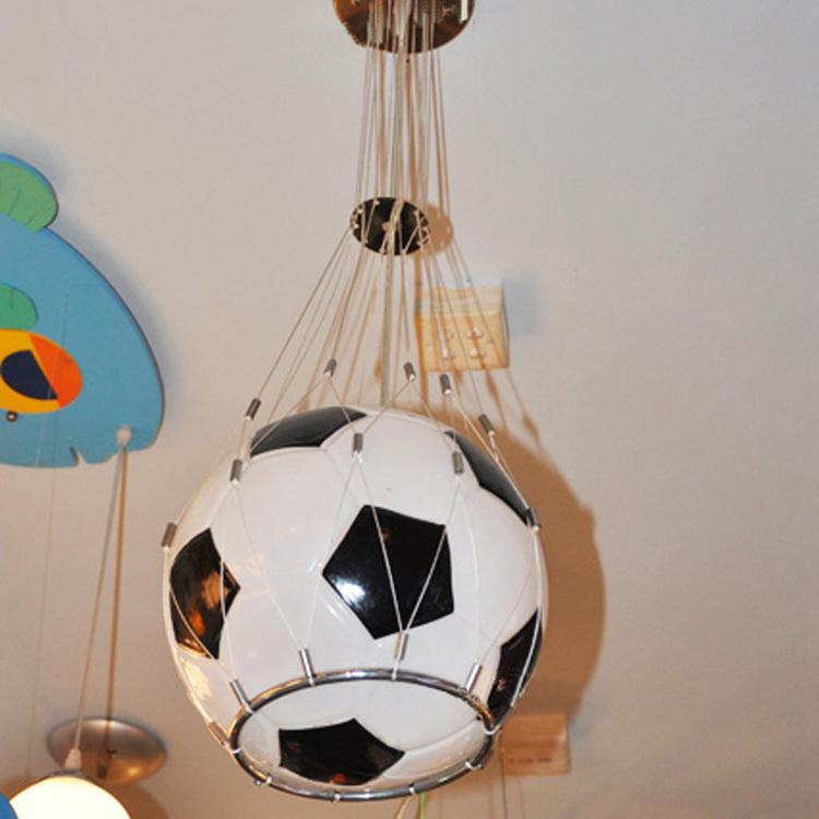 Soccer Ball Lamp Australia: Free Shipping Foottball Lamp Soccer Ball Light Pendant