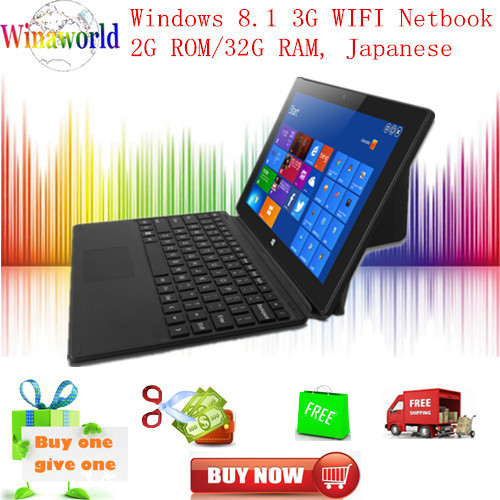 Latest Windows 8.1 OS 3G WIFI 10.1 inch Netbook Tablet PC Computer for Students with Cheapest Prices(China (Mainland))