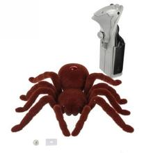 Hobbies Gag Toys Prank Gift Model Remote Control 11'' 2CH Realistic RC Spider Scary Toy #45(China (Mainland))