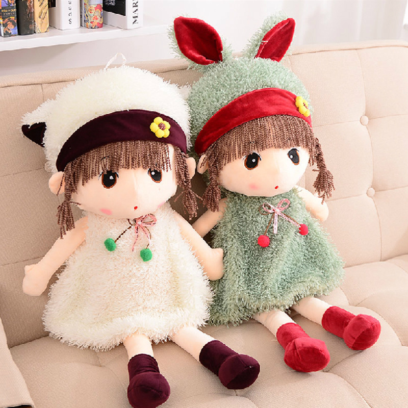 45cm Cute Mayfair Plush Toys Stuffed Soft Doll Beautiful Dolls For Girls Best Christmas Gift For Kids New Arrival(China (Mainland))