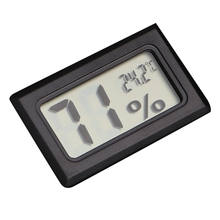 Buy Digital LCD Hygrometer 10%~99%RH Temperature Humidity Meter Thermometer -40~70C diagnostic-tool Hygrometer thermometer car for $4.74 in AliExpress store