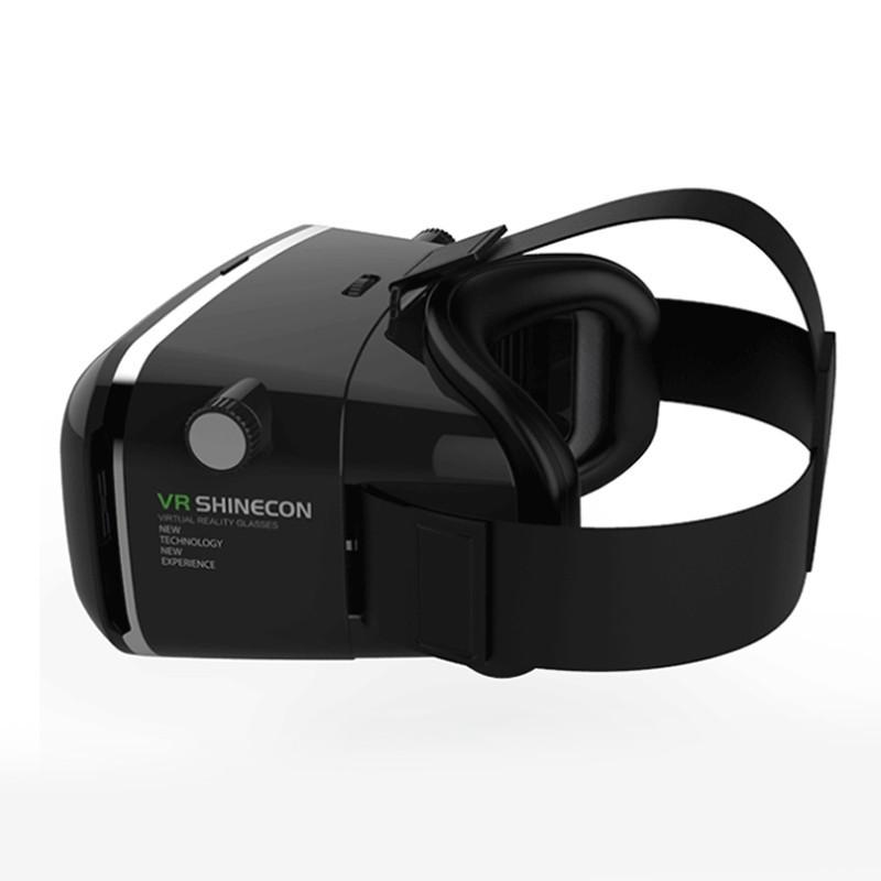 ถูก ร้อนขายความจริงเสมือนVRแว่นตา3D O Culus riftหัวหน้าเมา3Dภาพยนตร์เกม3d 4.7-6.0โทรศัพท์Xiaomiโทรศัพท์PK Googleกระดาษแข็ง