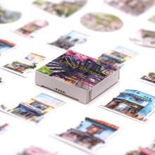 45 قطعة/الحزمة Kawaii دفتر لطيف الأخضر النعناع نمط مخطط مجلة اللوازم المدرسية مذكرات مفكرة المسافرين(China)