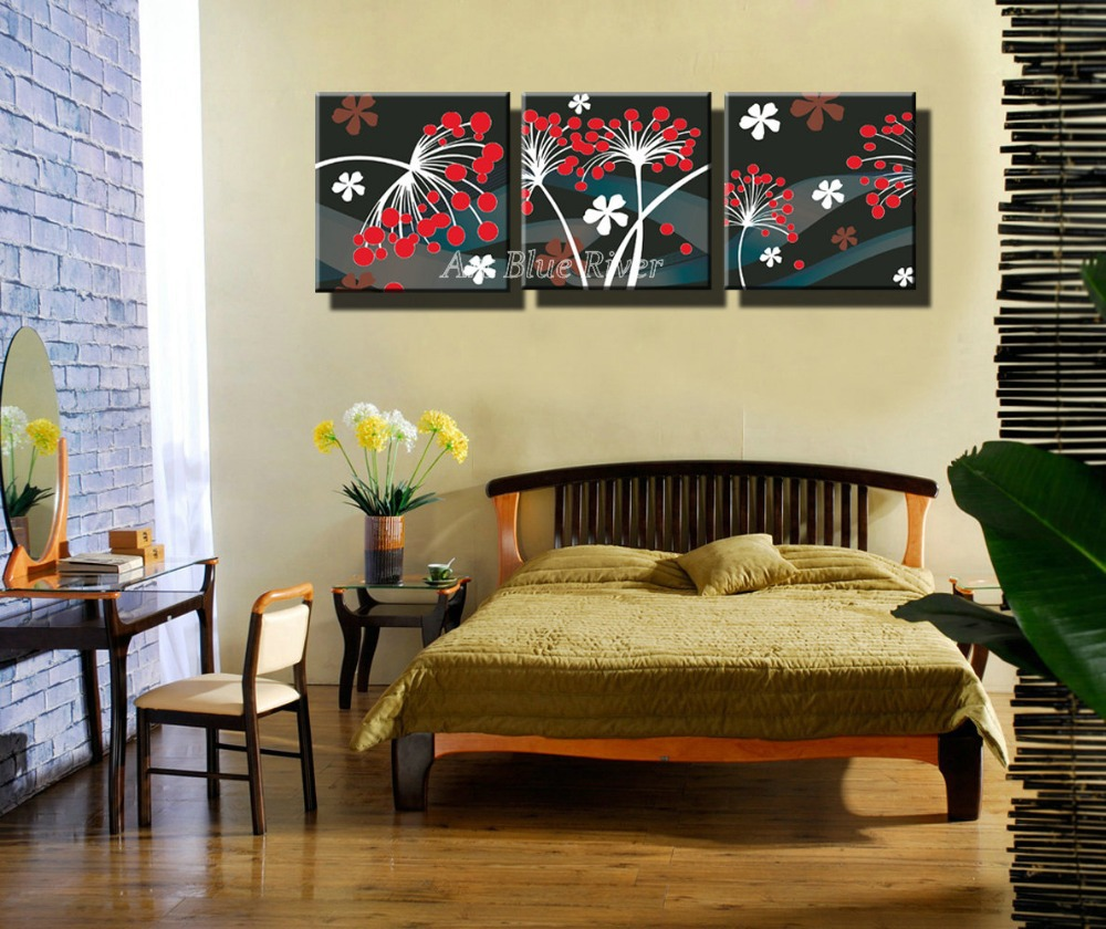 Awesome Abstract Wall Painting Ideas Component - Wall Art ...