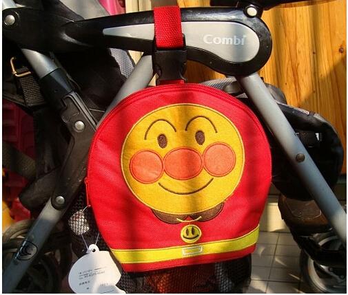Kawaii бутылочки для кормления пакет изоляции дети пеленки мешок коляска висячие хранения сумка передач материала аксессуары поставок