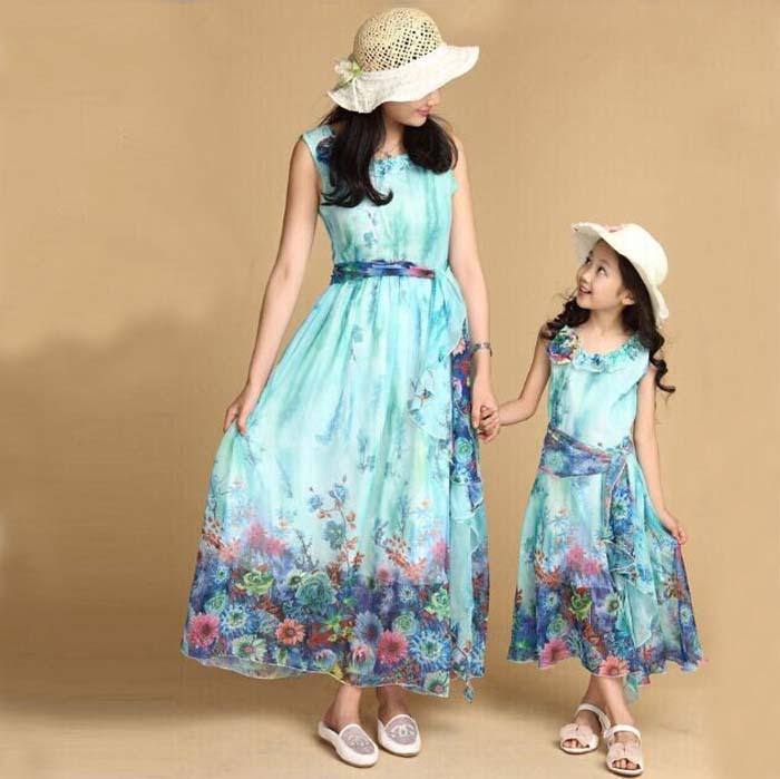 Teenage maxi dresses – Dress and bottoms