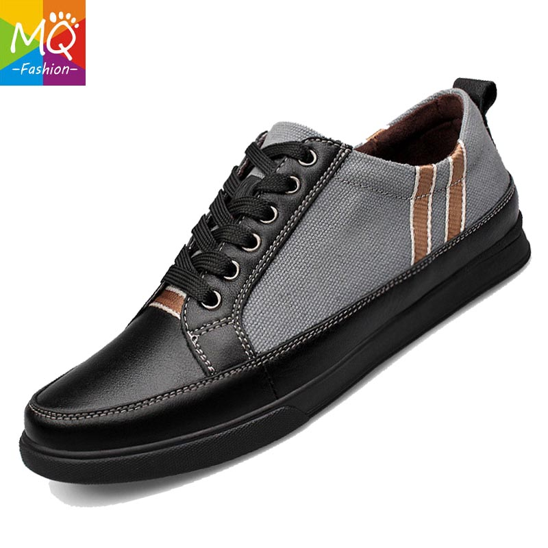 MQ Mens 100% Genuine Leather Driving Shoes,2016 New Moccasins Handmade Shoes,Brand Design Flats Loafers For Men Y229<br><br>Aliexpress