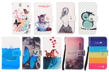 Buy Hot!! 2016 New Fashion Doogee Homtom HT5 Case PU Leather Stand Wallet Flip Cover Doogee Homtom HT5 Mobile Phone Case for $4.90 in AliExpress store