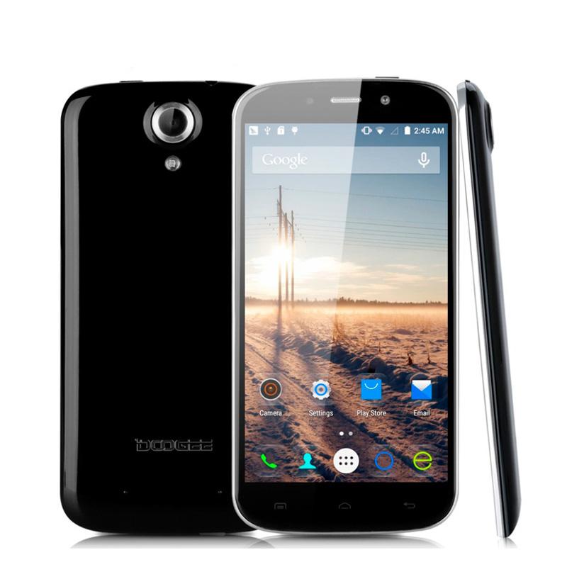 "Official Original Doogee NOVA Y100X MTK6582 Quad Core Android 5.0 1GB RAM 8GB ROM Mobile Phone 5.0""IPS 1280X720 8.0MP Dual Sim(China (Mainland))"
