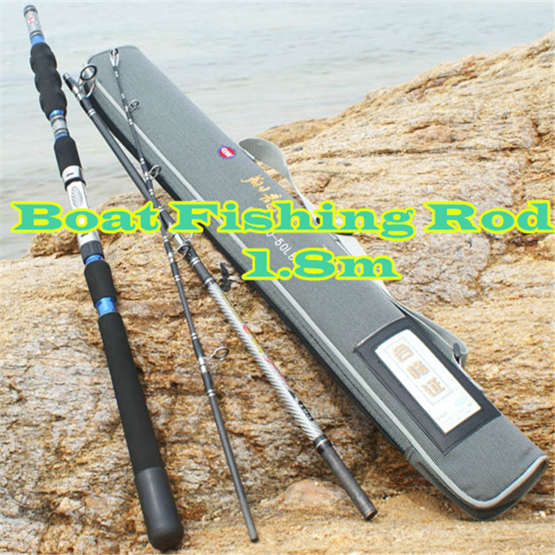 Free Shipping Xianglong GUANGWEI 1.8 meters carbon boat pole belt quality pole package fishing rod fishing tackle<br><br>Aliexpress