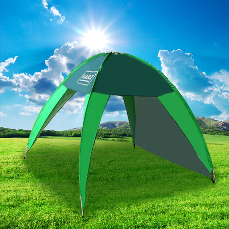 Donkey sun-shading account outdoor automatic beach tent automatic