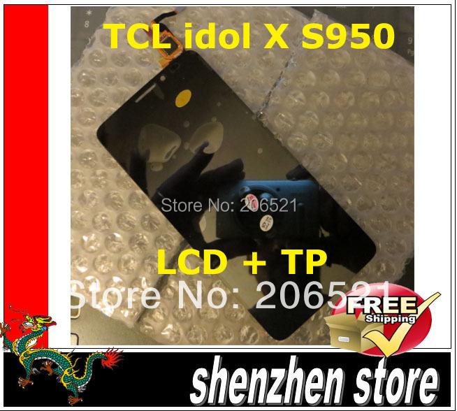 TCL X S950 MTK6589T + idol X S950 tcl communication ltd alcatel 5080x shine lite золотой