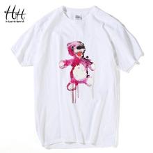 Buy HanHent Breaking Bad Mens T Shirt Pink Bear Print camisetas Men Tshirt Short Sleeve Cotton Fitness Tee shirt Casual T-shirts for $7.49 in AliExpress store