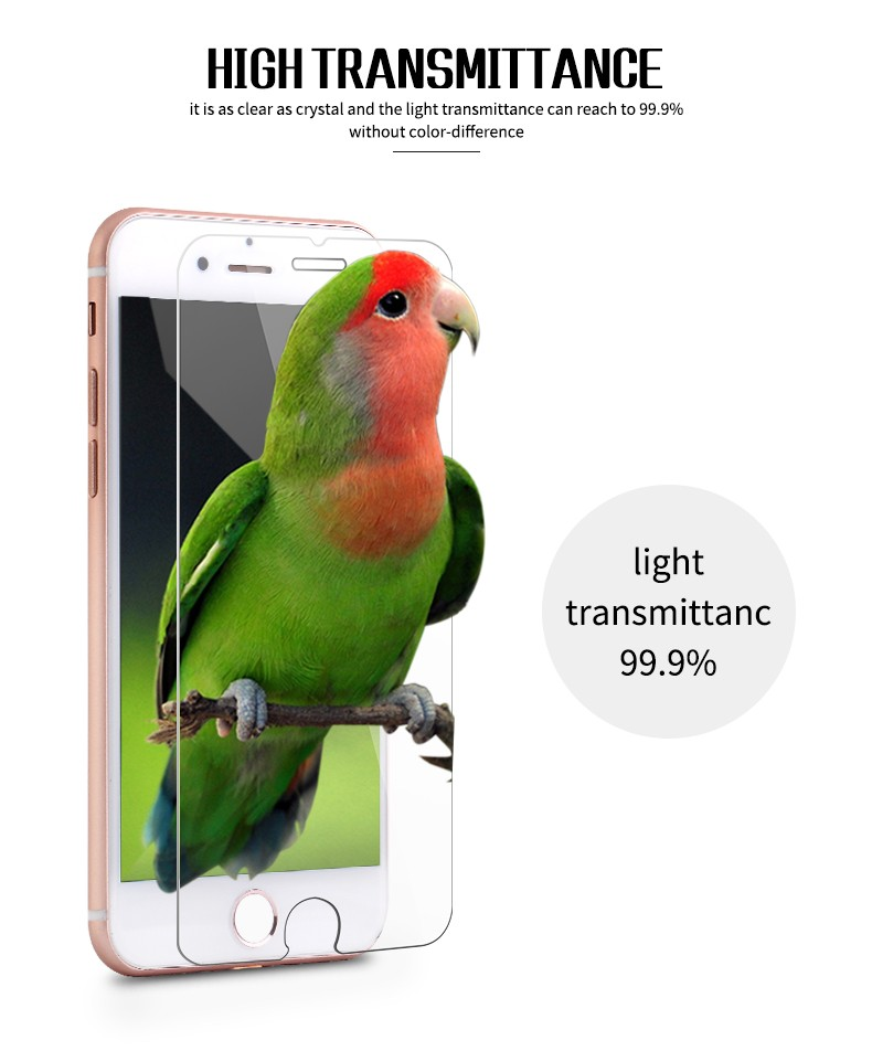 Retail Package Tempered Glass For iphone 6s Screen Protector For iphone 6s Glass Tempered 6 Plus For iphone 5S with Clean Tools