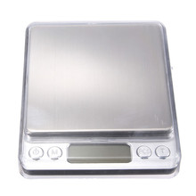 500g x 0.01g Digital Pocket Scale Jewelry Weight Electronic Balance Scale g/ oz/ ct/ gn Precision