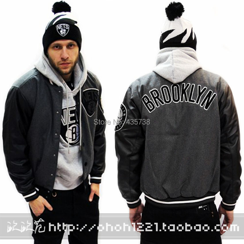 Brooklyn Baseball Jacket - JacketIn